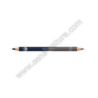 Crayon à paupières duo n°4 Steel Grey