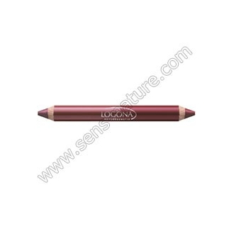 Crayon Rouge à lèvres duo n°3 Berry - 2.98 g