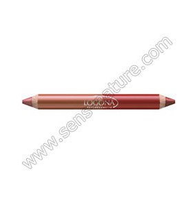 Crayon Rouge à lèvres duo n°5 Ruby Red