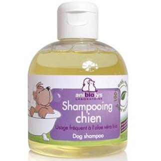 Shampooing Chien aloé vera bio - 300 ml