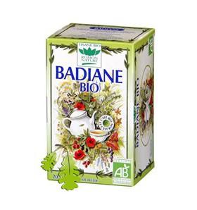 Tisane badiane bio - Ballonnements - 20 sachets