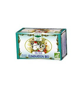 Tisane Elimination bio 20 sachets