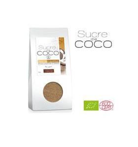 Sucre de fleurs de noix de coco - sachet 200g