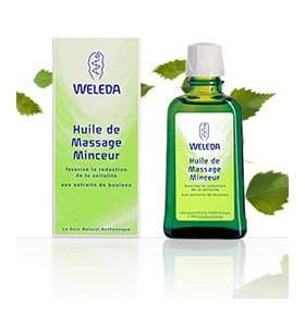 Huile de massage minceur - 100 ml