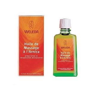 Huile de massage à l'arnica - 50 ml