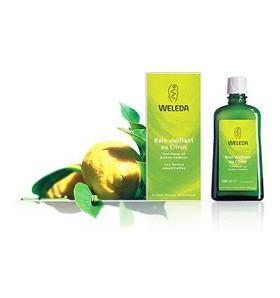 Bain vivifiant au citrus - 200 ml