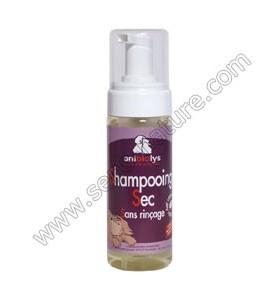 Shampooing Sec aloé véra bio spécial Chat - 150 ml