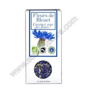Fleurs bio à croquer - Fleurs de Bleuet