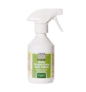 Huile protectrice anti-mites - Bambule - 250ml