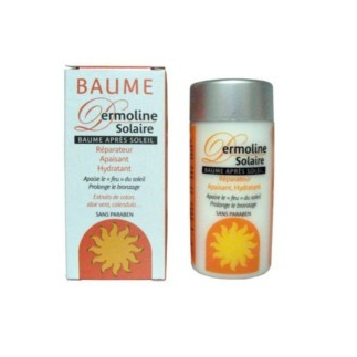 Dermoline Solaire - Baume après soleil - 200ml
