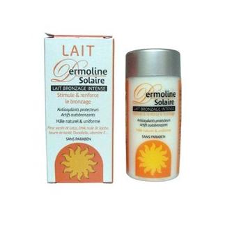 Dermoline Solaire - Lait bronzage intense - 200ml