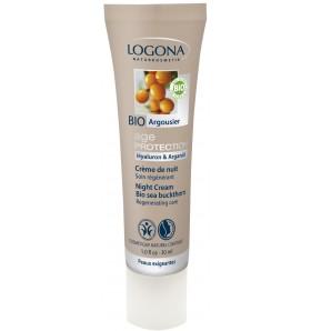 Crème de nuit - AGE PROTECTION - Hyaluron - 30ml