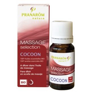 Huile de massage Sélection - Coccon BIO 10ml