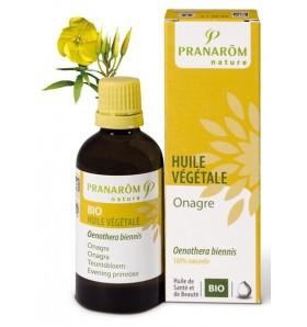 Huile végétale bio d'Onagre - 50 ml