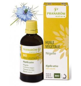 Huile végétale bio de Nigelle - 50 ml