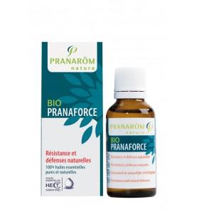 Lotion bio Résistance et défenses naturelles - Pranaforce - 30 ml