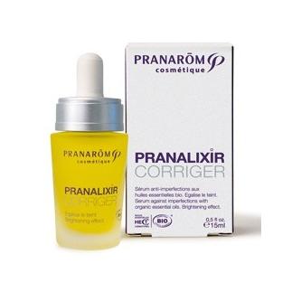 Sérum bio anti-imperfections - Corriger - Pranalixir - 15 ml