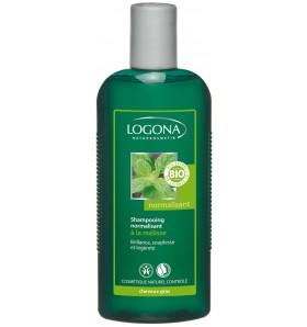 Shampoing normalisant à la mélisse - Cheveux gras 250 ml