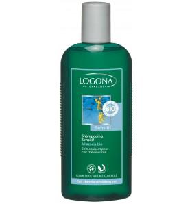 Shampooing Sensitif à l'acacia bio - Cuir chevelu sensible et sec - 250 ml