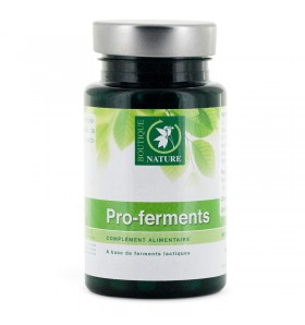 Pro - ferments - Transit - 90 gélules