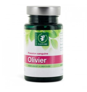 Olivier - Pression sanguine - 90 gélules
