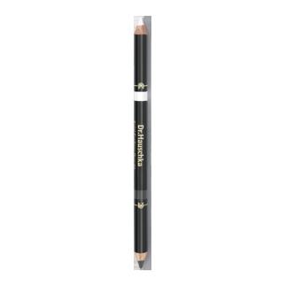 Crayon Duo Kajal 01 - Blanc/Anthracite - 1.64 g