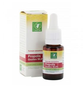 Propolis en gouttes 99,8 % - 15 ml