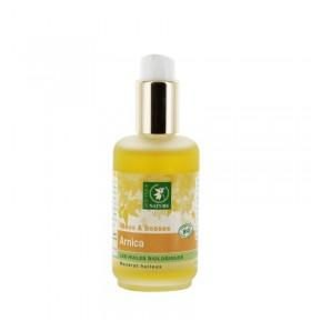 Huile végétale d'arnica bio - 50 ml