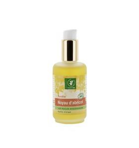 Huile végétale de noyau d'abricot - 50 ml