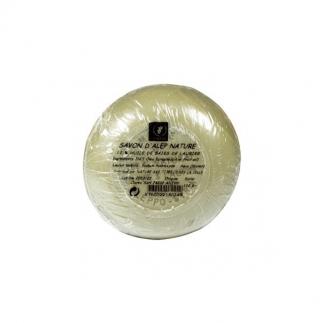 Savonnette d'Alep ronde 12% - 110 g