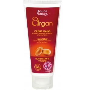 Crème mains à l'Argan bio - 60 ml