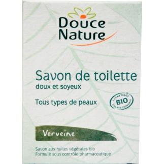 Savon de toilette Verveine bio - 100 g