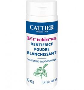 Dentifrice Eridène - Poudre blanchissante - 50 gr