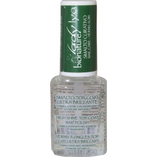 Vernis de soin naturel- Top coat - 12 ml