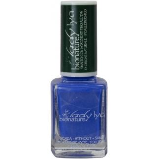 Vernis naturel N°951 - bleu de cobalt nacré - 12 ml