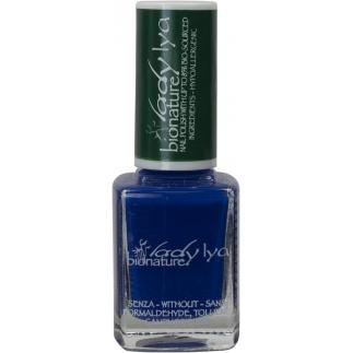 Vernis naturel N°959 - bleu électrique laqué - 12 ml