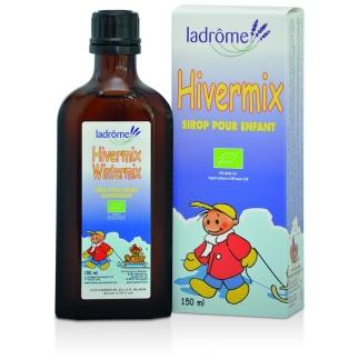 Sirop bio pour enfant Hivermix -150 ml