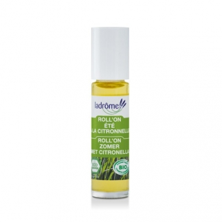 Roll-On d'Eté à la Citronnelle bio - 10 ml