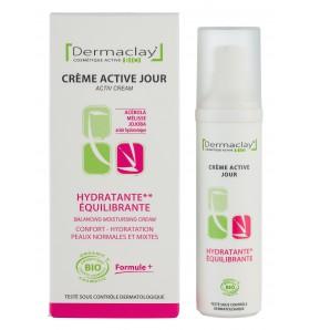Crème Active Jour Hydratante Equilibrante - 50 ml