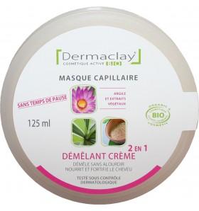 Masque Capillaire Démêlant 2 en 1 - 125 ml