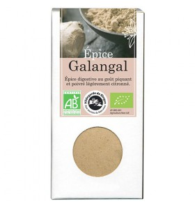 Epice de Galangal bio - 35g