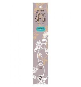 Encens Feng Shui - Métal Patchouli - 20 bâtonnets