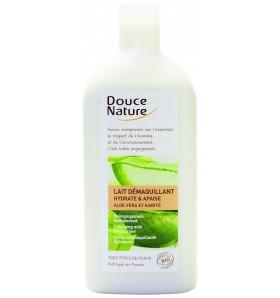 Lait démaquillant Hydratant Aloe Vera et Karité - 300 ml