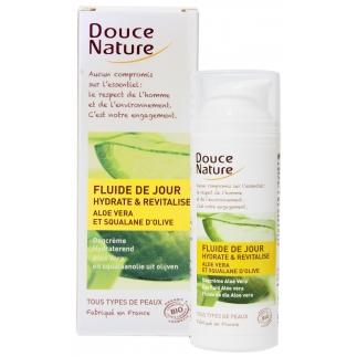 Fluide de Jour Hydratant Aloe Vera - 50 ml