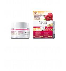 Soin de jour riche au cranberry bio - Régénérant anti-rides - 50 ml