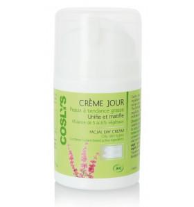 Crème jour peaux à tendance grasse - 50 ml