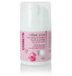 Crème Jour peaux sèches et sensibles - 50 ml