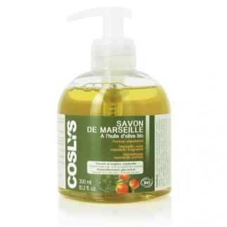 Savon de Marseille - parfum mandarine - 300 ml