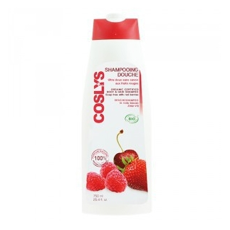 Shampooing Douche fruits rouges - 750 ml
