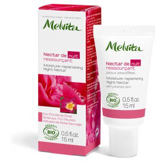 Nectar de nuit ressourçant - Nectar de Roses - 40 ml